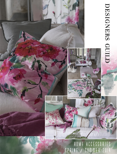 DESIGNERS GUILD - HOME ACCESSORIES SPRING/SUMMER 2015