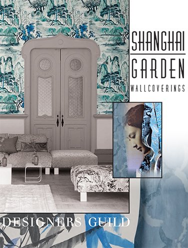 DESIGNERS GUILD - BED AND BATH SPRING/SUMMER 2015