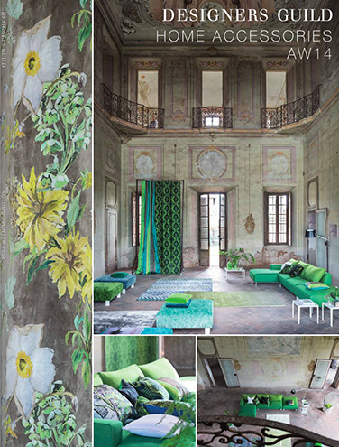 DESIGNERS GUILD HOME ACCESSORIES AW14