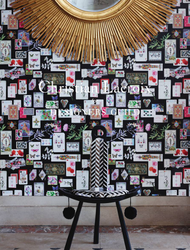 CHRISTIAN LACROIX FABRIC AND WALLPAPER SPRING/SUMMER 2016