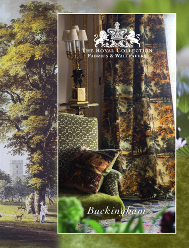 DESIGNERS GUILD - THE ROYAL COLLECTION AUTUMN/WINTER 2015
