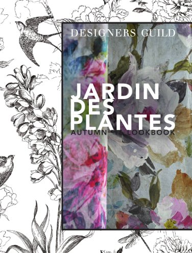 DESIGNERS GUILD FABRIC AND WALLPAPER AUTUMN/WINTER 2016