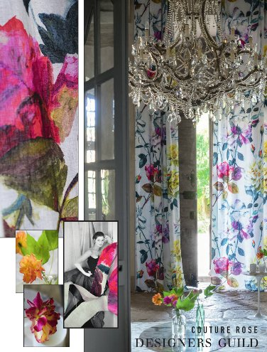 DESIGNERS GUILD FABRIC AND WALLPAPER SPRING/SUMMER 2016
