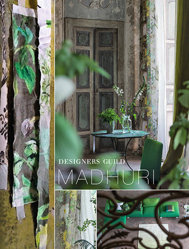 DESIGNERS GUILD MADHURI