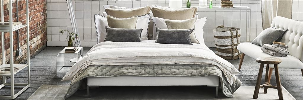 Bedroom | Bedding, Throws & Quits and Rugs at Designers Guild