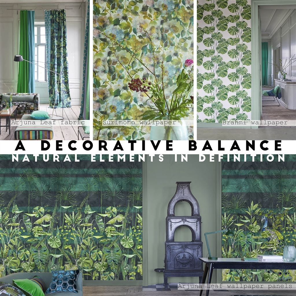 Season series: A decorative balance