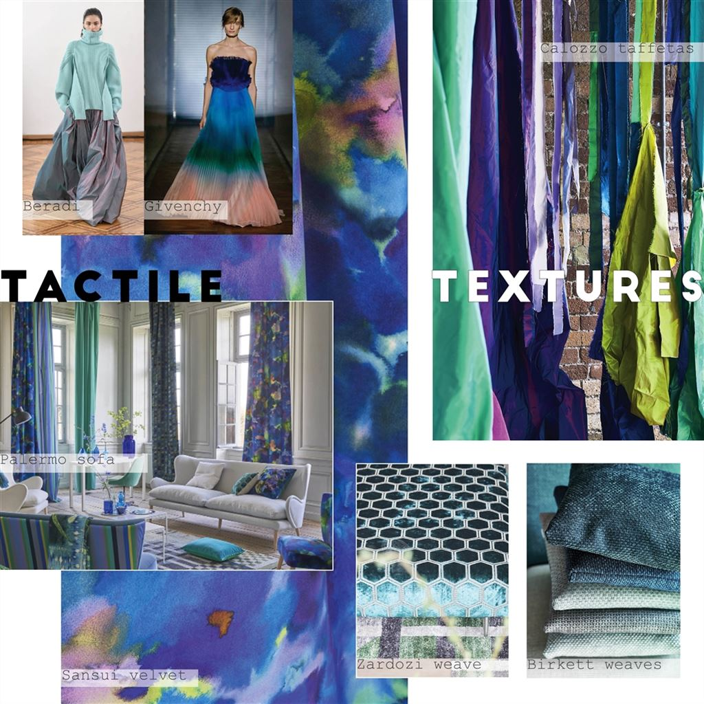 Seasonal series: Tactile textures