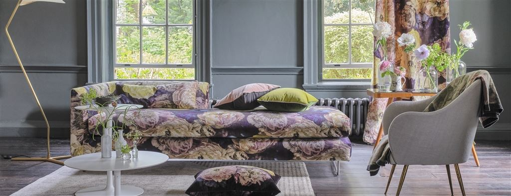 Sleek Daybed Left Arm | Designers Guild