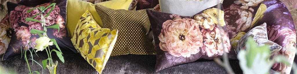 Designer Cushions | Sofa, Chair & Bed Cushions | Designers Guild