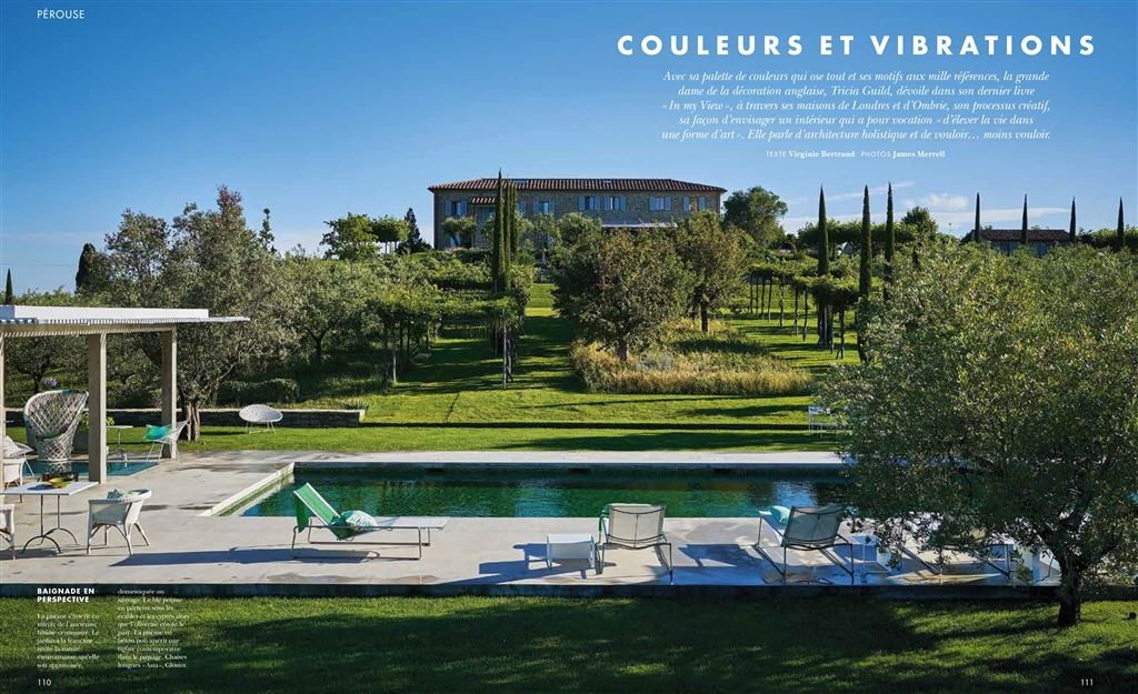 'IN MY VIEW' FEATURE IN COTE SUD & OUEST