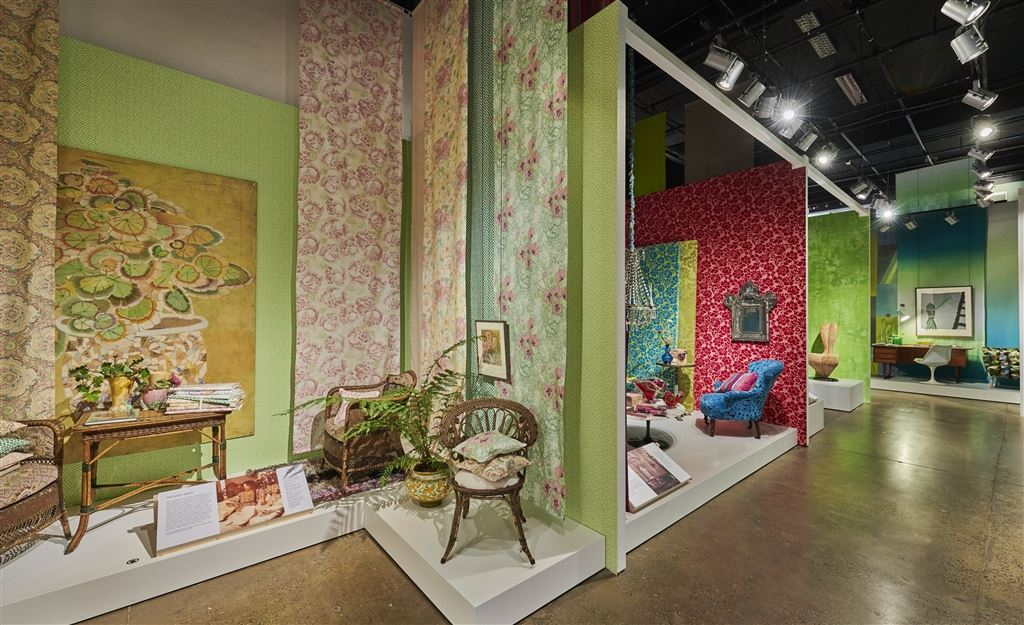 Fifty years of Designers Guild at the Fashion and Textile Museum