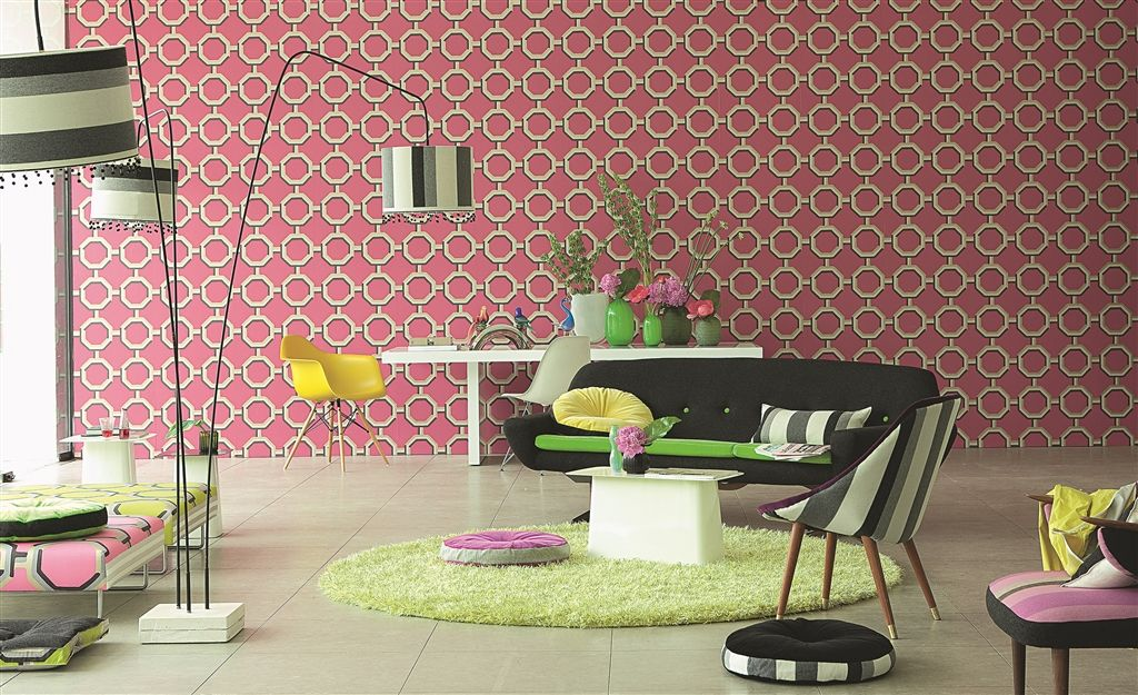 Darly Wallpaper | Designers Guild