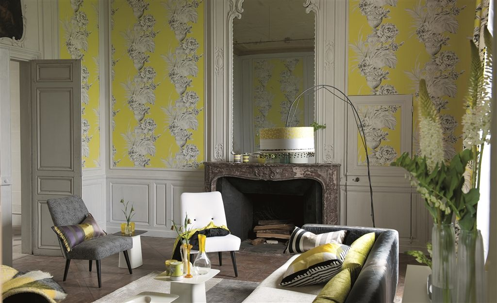 Zephirine Wallcoverings