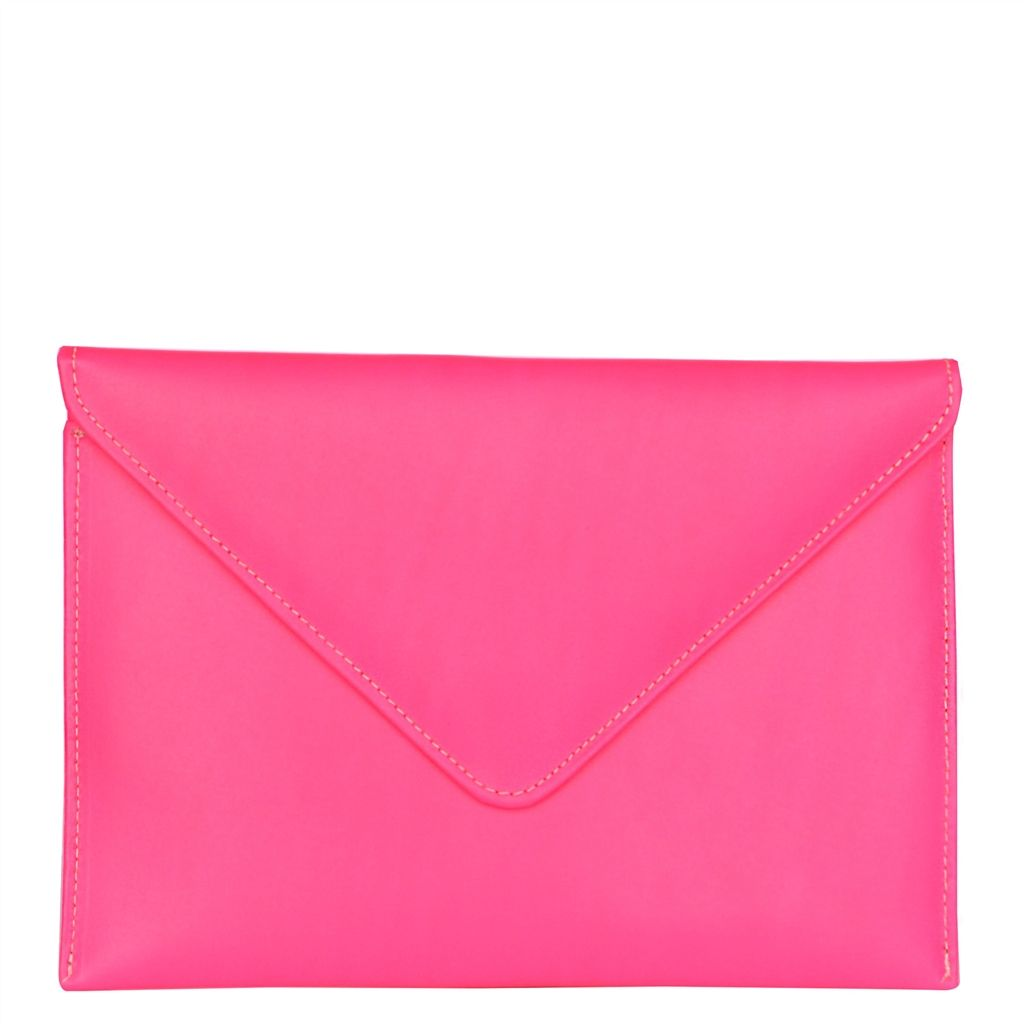 MINI FLUORO PINK IPAD COVER