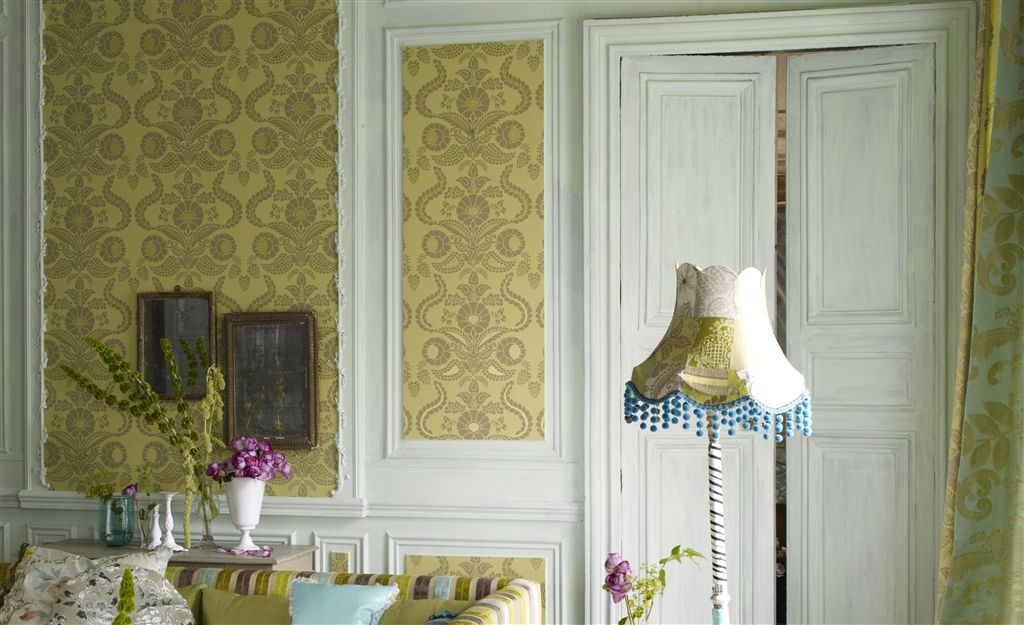 Florimund Wallcoverings