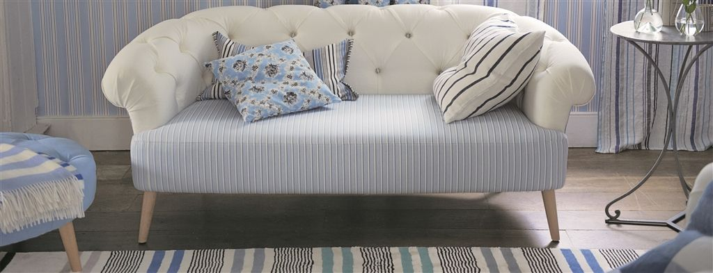 Button Sofa | Designers Guild