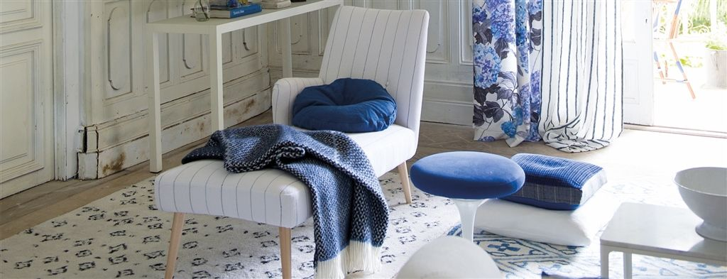Gibson Daybed Left Arm | Designers Guild