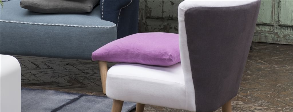 Julep Low Chair | Designers Guild