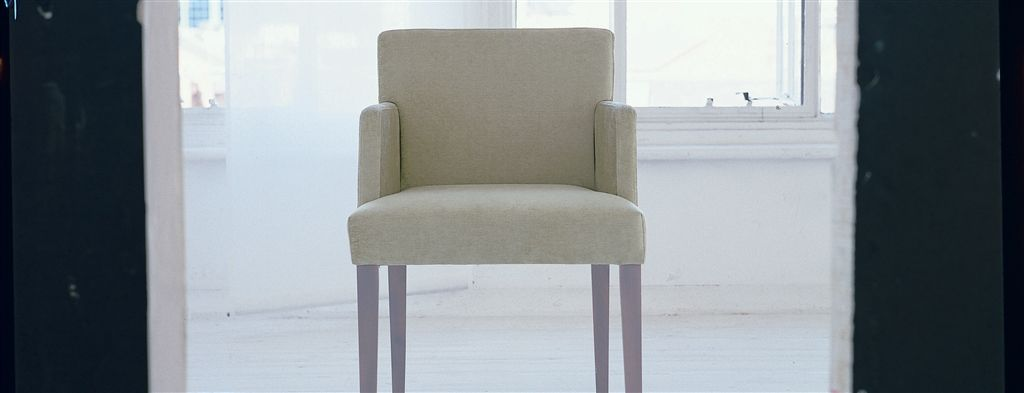 Newport Low Back Chair with Arms | Designers Guild