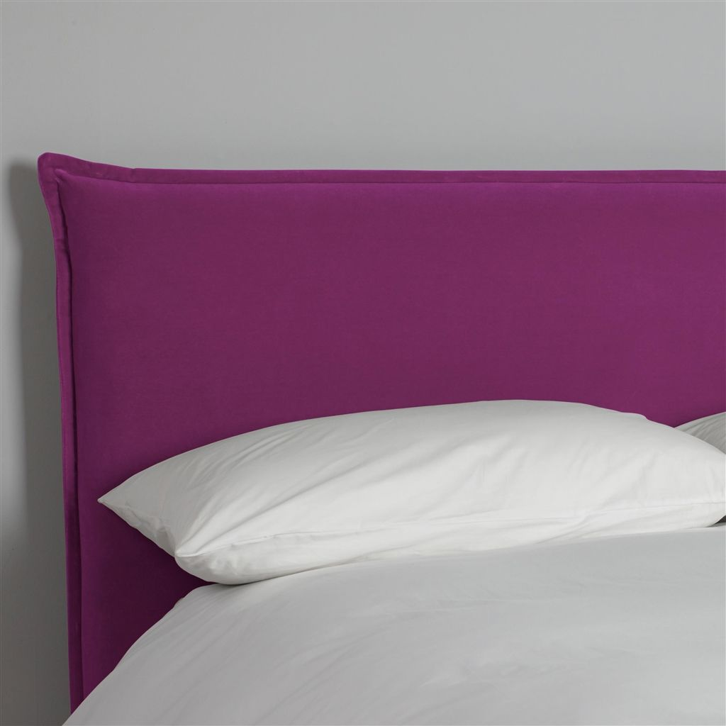 PILLOW - CASSIA MAGENTA DOUBLE