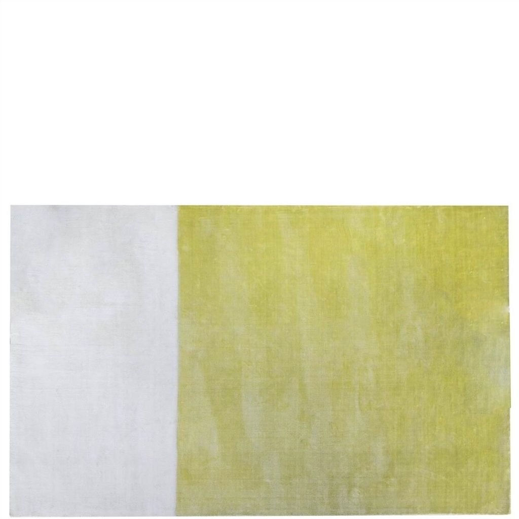 HASAN CITRUS AND WHITE LARGE RUG 200X300 CM