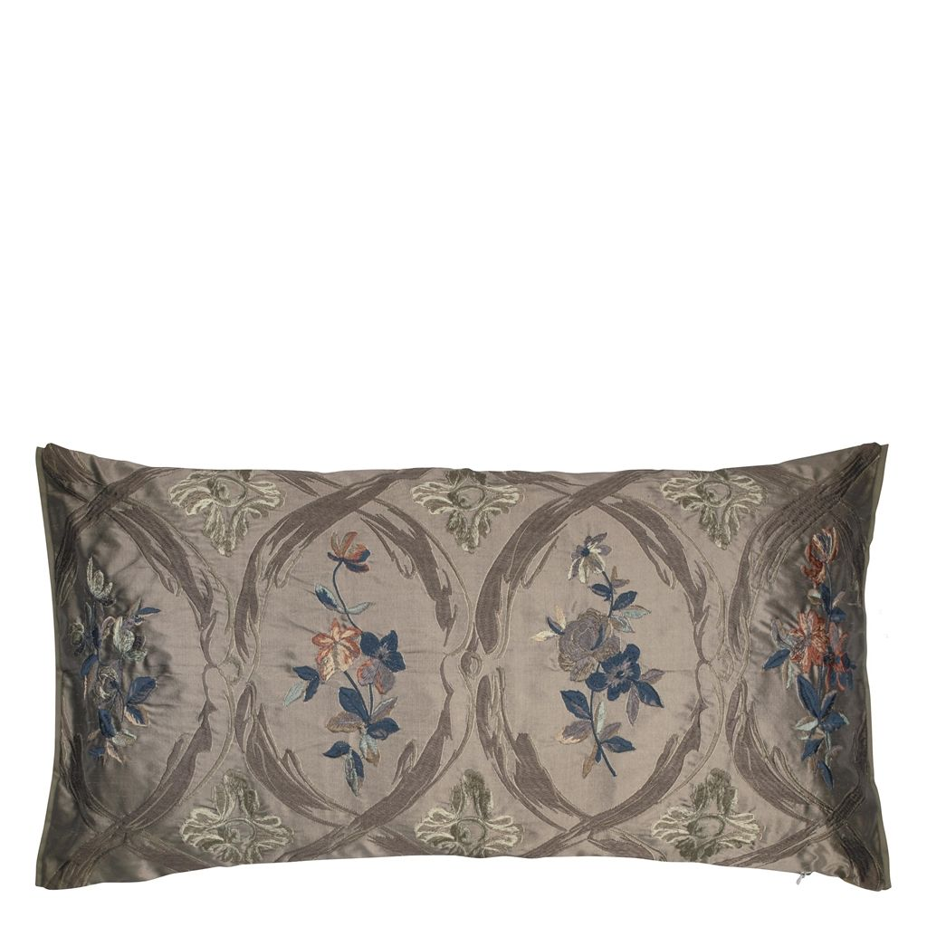 CARRACK MOSS CUSHION 60X30 CM
