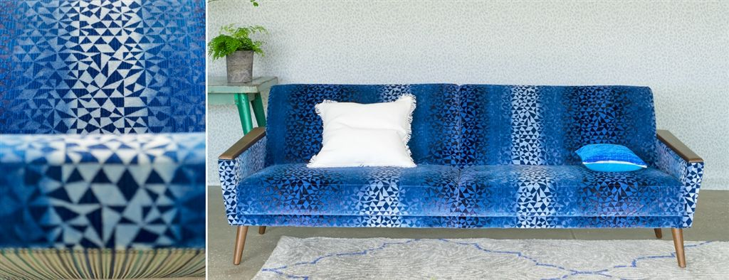 Wedge Sofa | Designers Guild