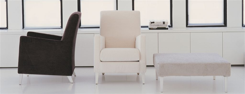 Rockford High Back Chair | Designers Guild