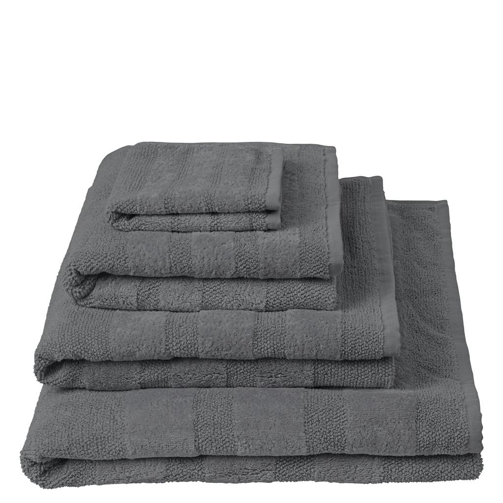 CONISTON - CHARCOAL - BATH TOWEL - 70X130CM