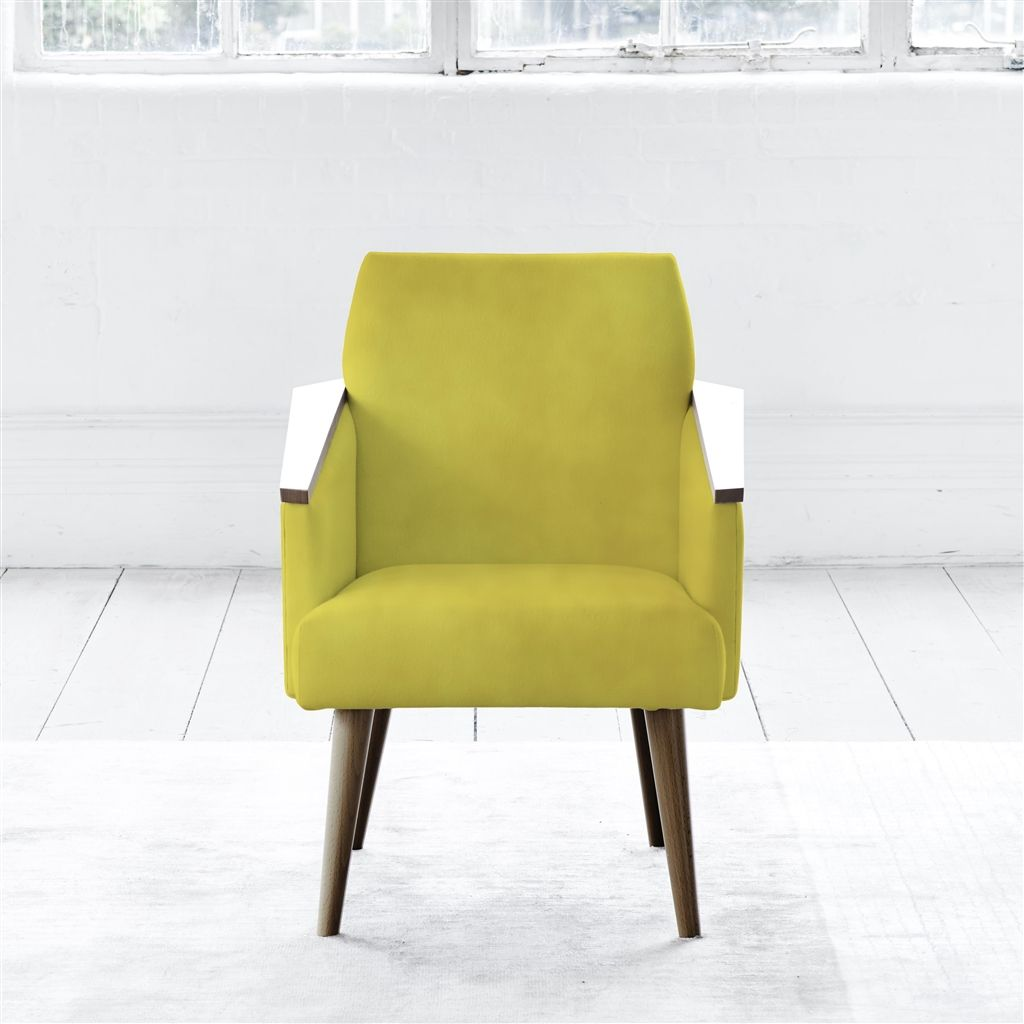 RAY CHAIR - WALNUT LEG - CASSIA ALCHEMILA