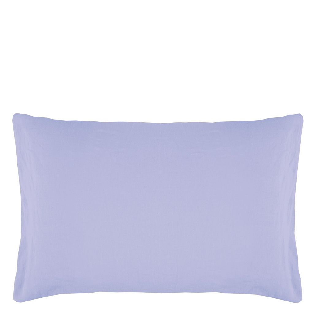 Biella - Purple Iris - Standard - Pillowcase - 50X75CM