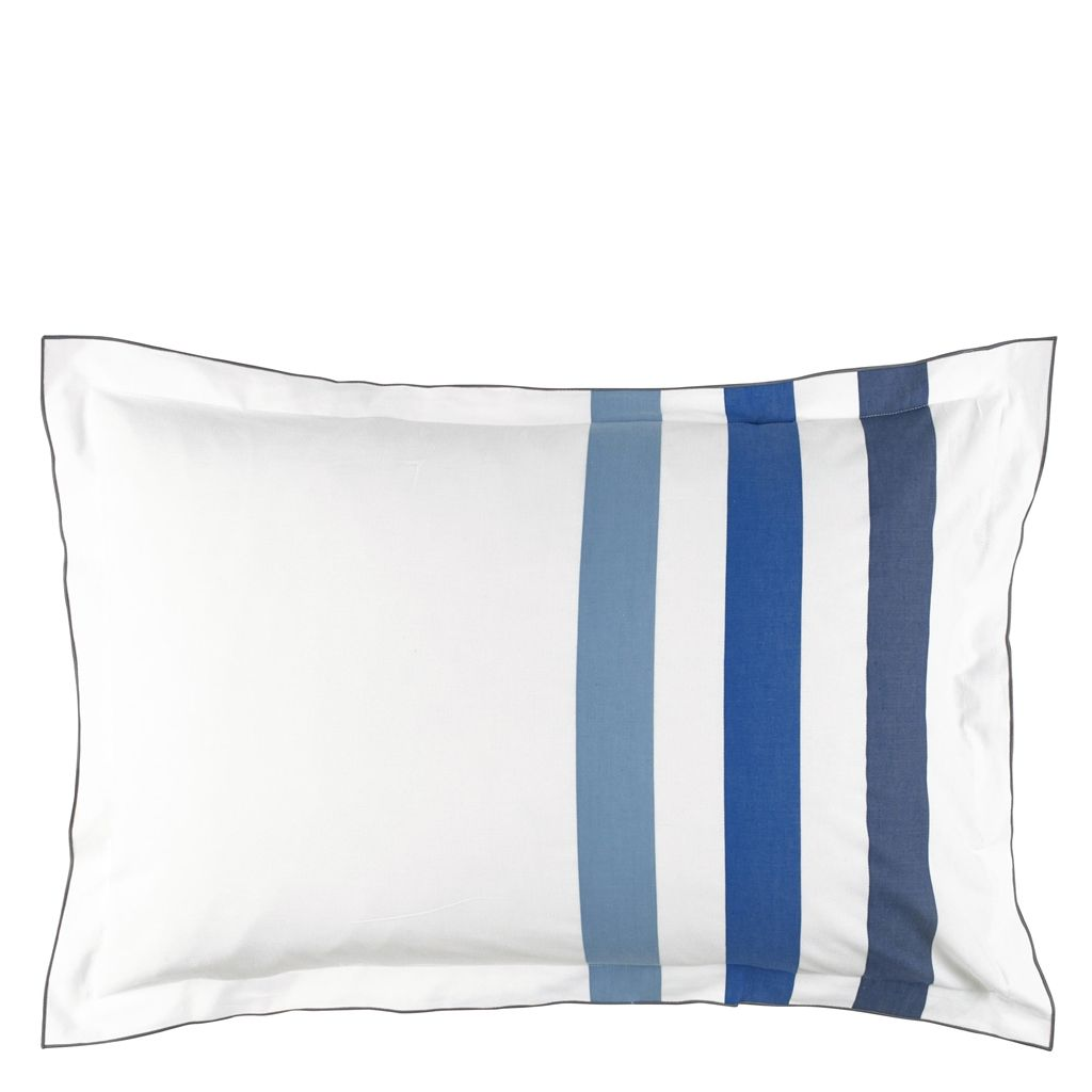 HUDSON  DUSK  OXFORD PILLOWCASE  50X75CM