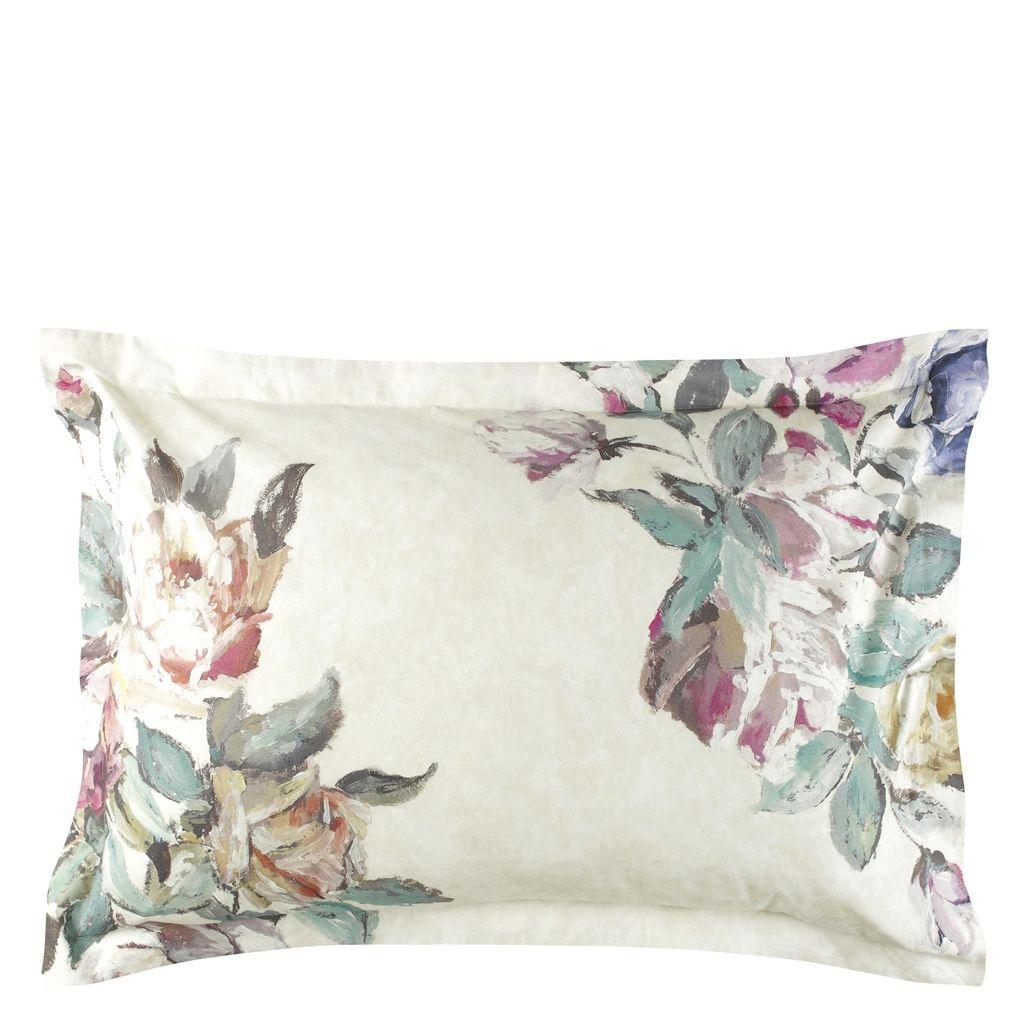 VIOLA  HEATHER  OXFORD PILLOWCASE  50X75CM