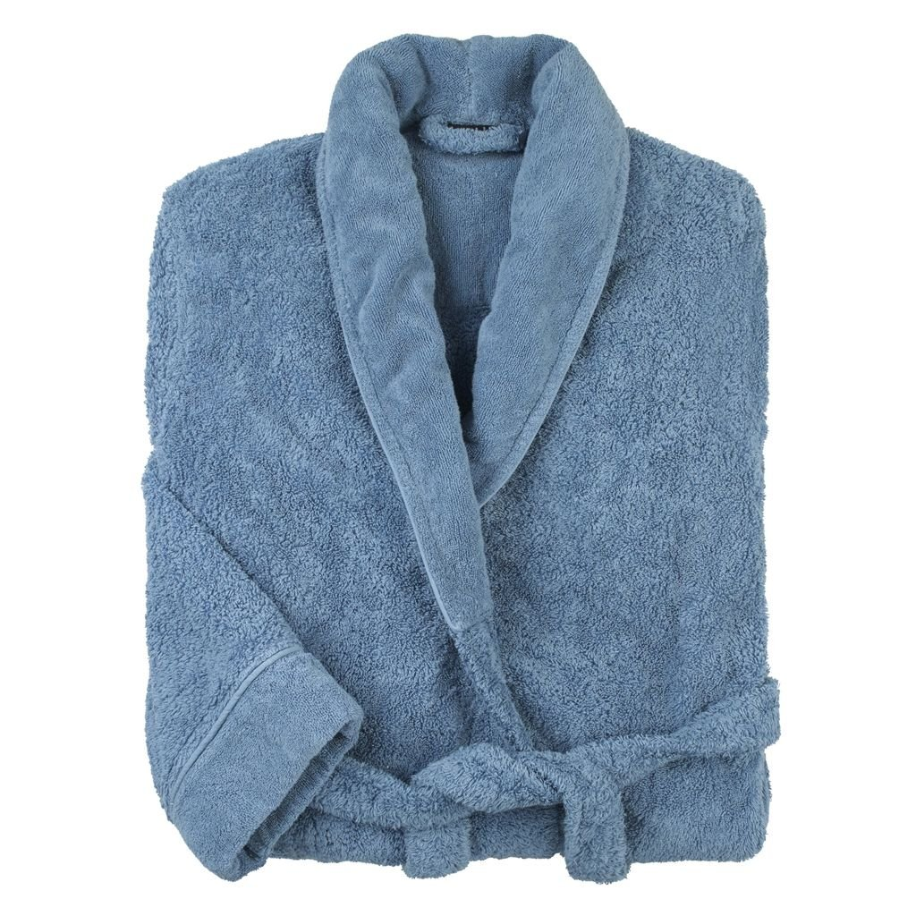 Spa - Wedgwood - Bath Robe - M/L