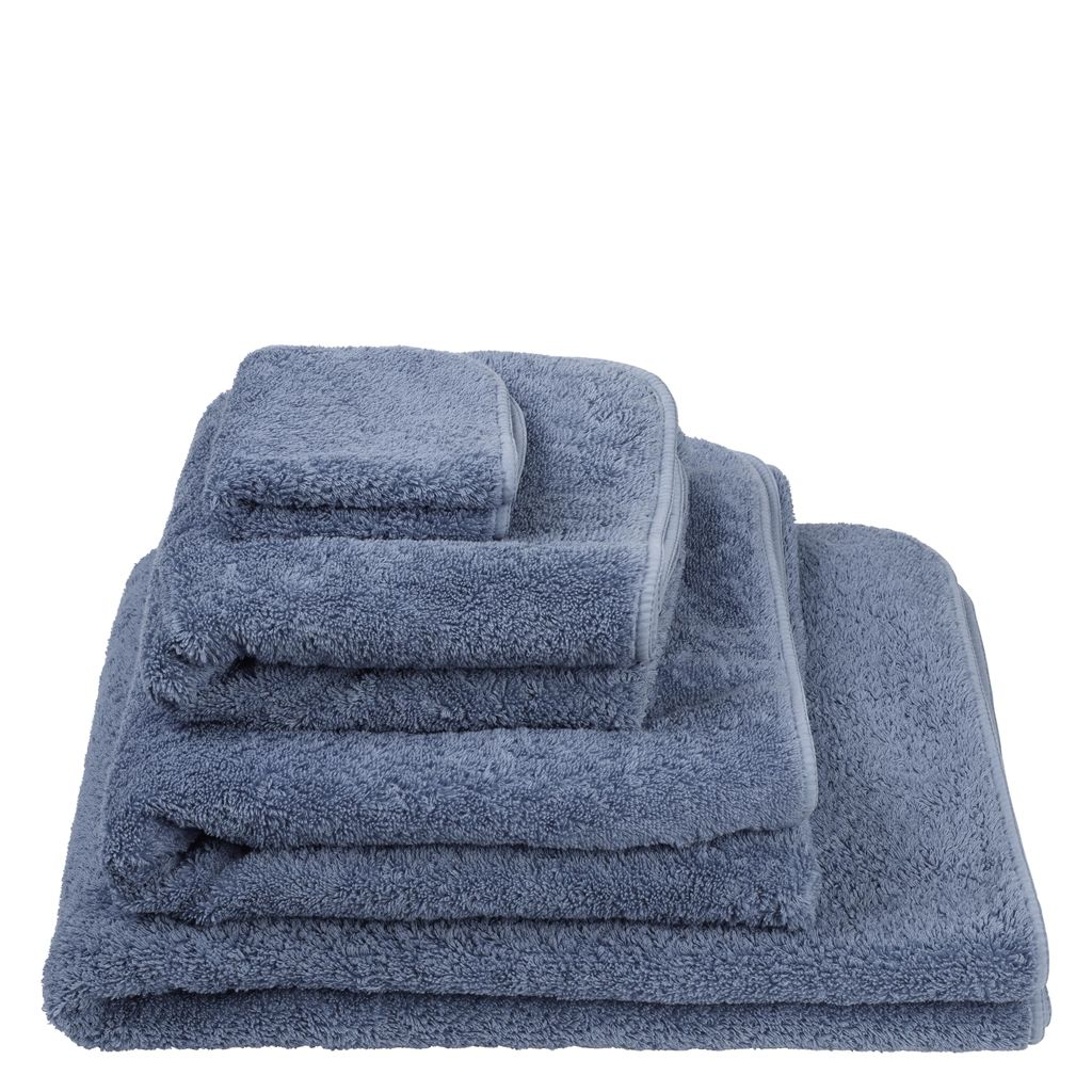 Spa - Denim - Bath Sheet - 95x150cm