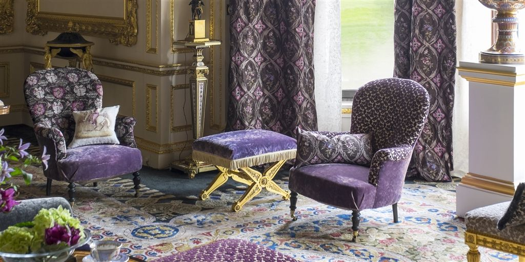 Celebrating The Queen S 90th Birthday Designers Guild