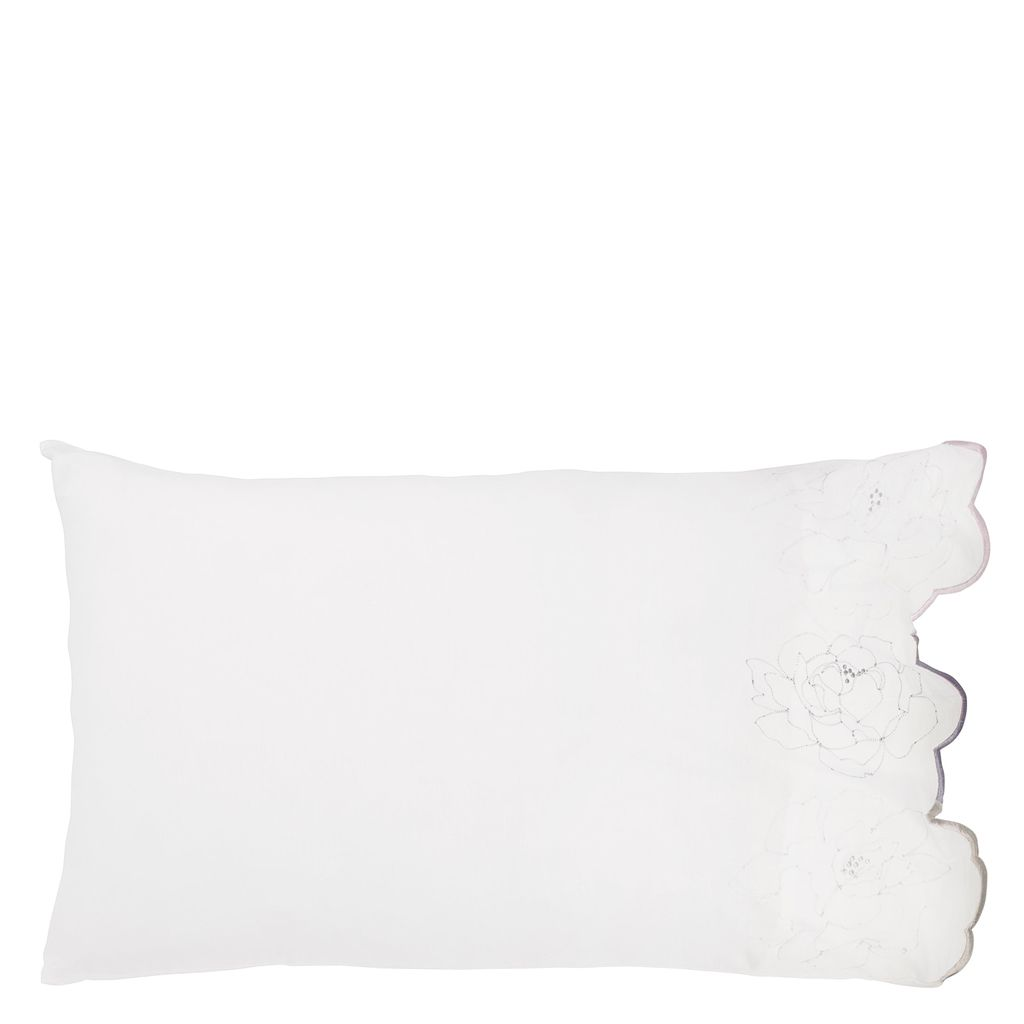 FLOREALE GRANDE NATURAL STANDARD PILLOWCASE 75X50CM