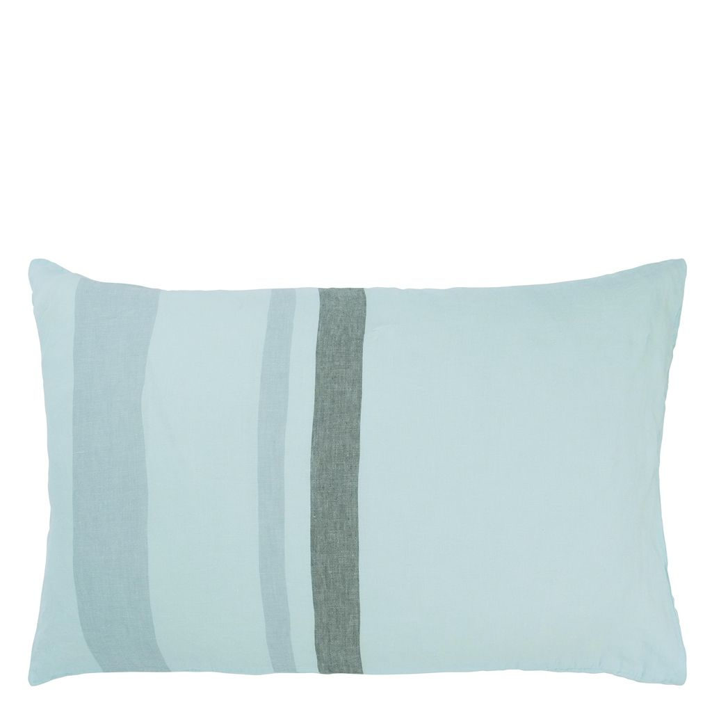 SENTIER AQUA STANDARD PILLOWCASE 75X50CM