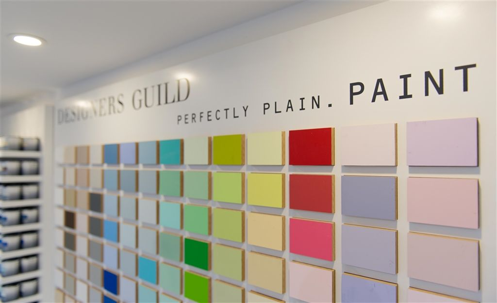 Guild Paris showroom