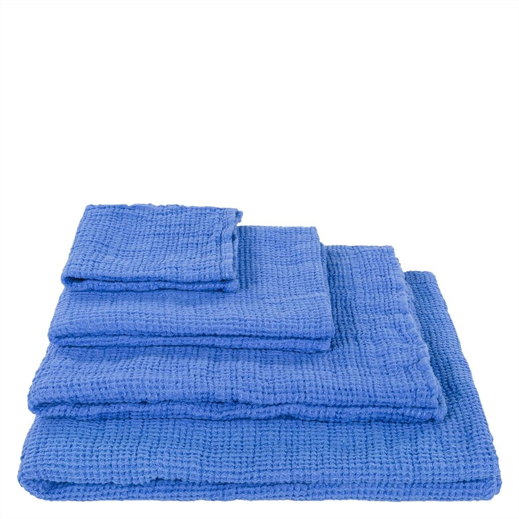 Moselle Ultramarine Face Cloth 30x30cm