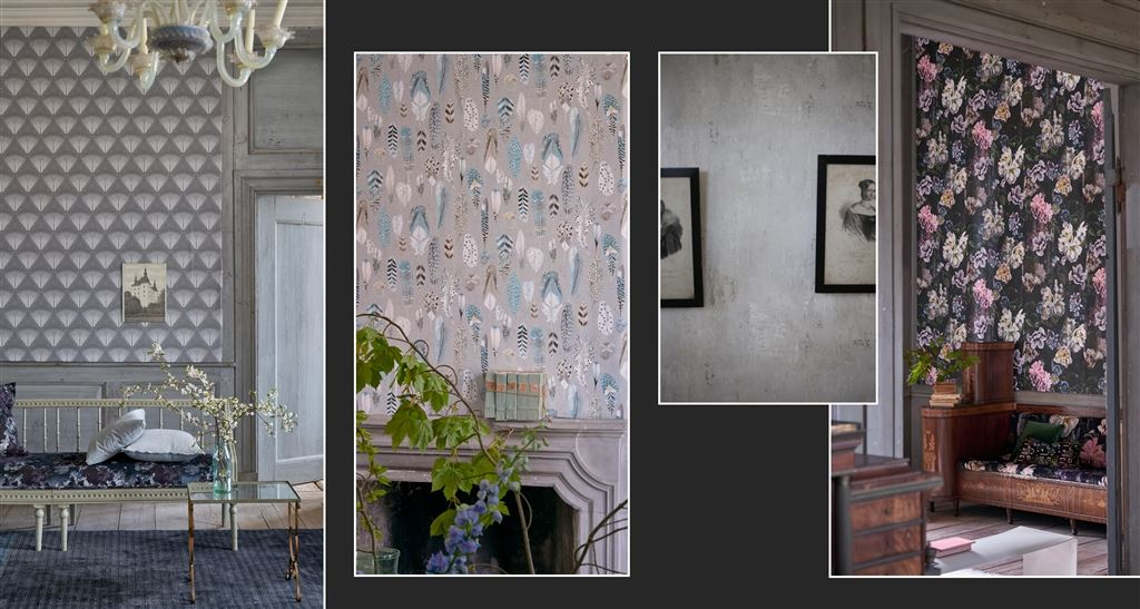 . New Fabrics   Wallpapers   Designers Guild