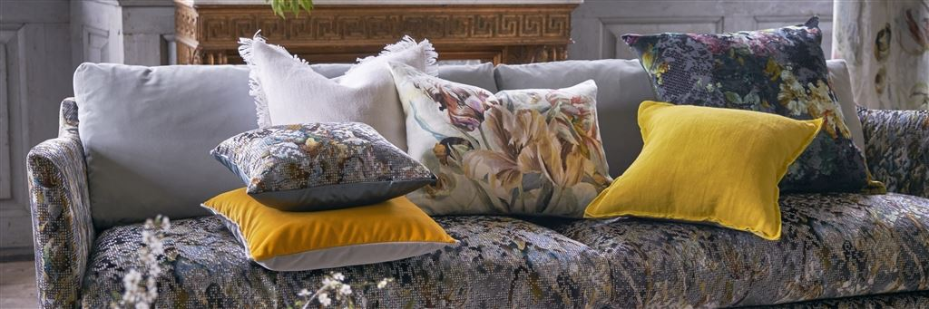 Decorative Pillows Lifestyle Gallery Designers Guild