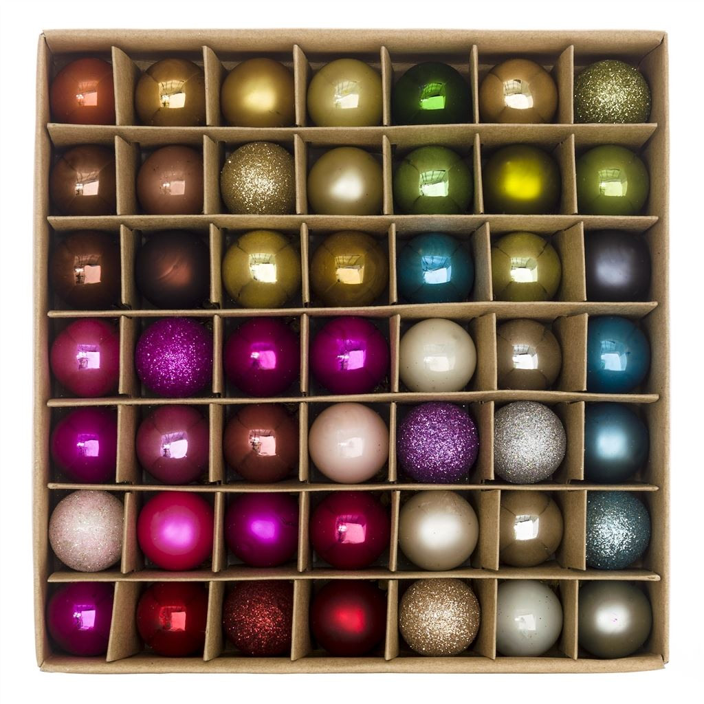 CODY FOSTER MERRY BRIGHT BOXED SET CHRISTMAS DECORATION