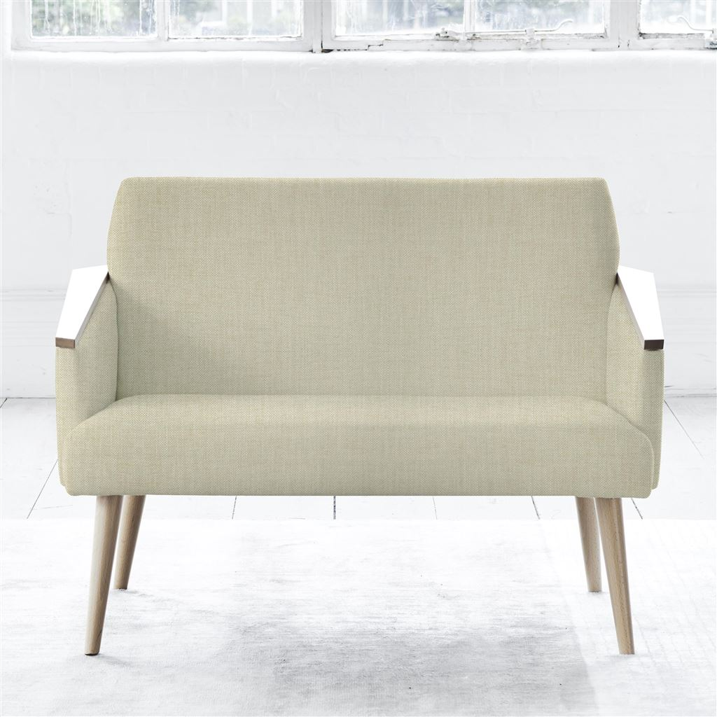 RAY 2 SEATER - BEECH LEG - ELRICK NATURAL