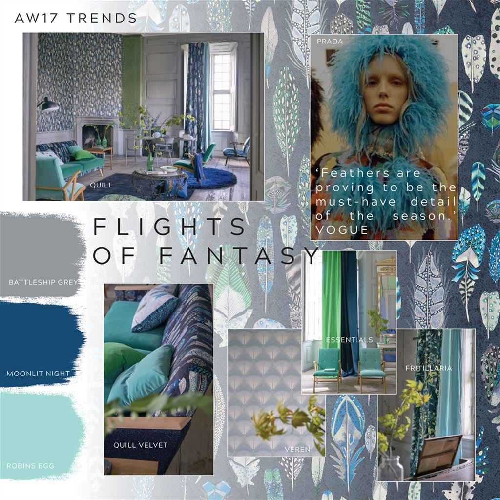 Trend: Flights of Fantasy