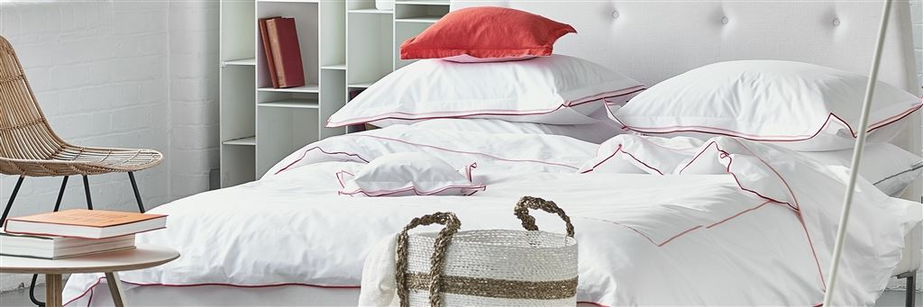 White Collection Bed Linen Designers Guild