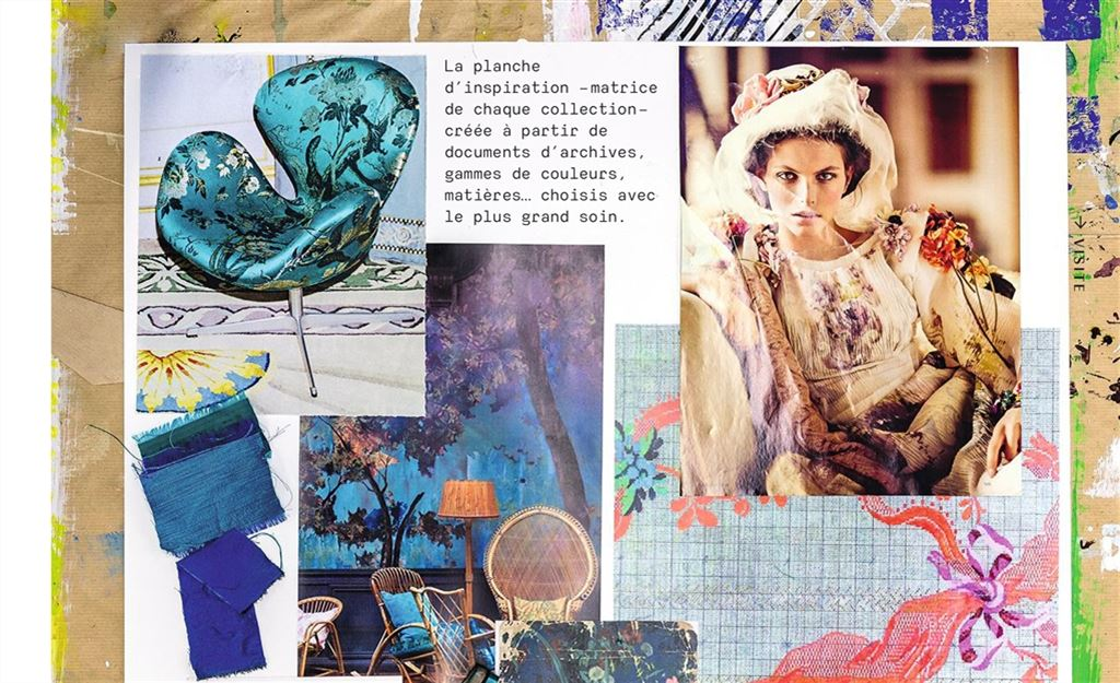 Designers Guild feature in Marie Claire Idees, France