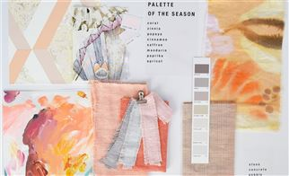Palette of the season