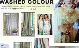 Trend: Washed Colour