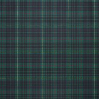 Keighly Tartan Hunter Green